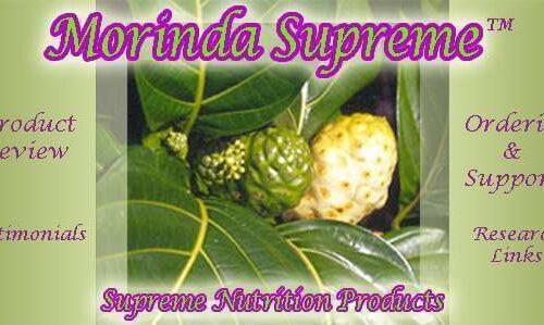 Morinda Supreme